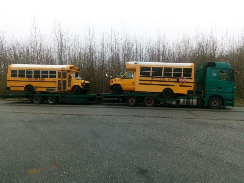 Transporto lyga, UAB