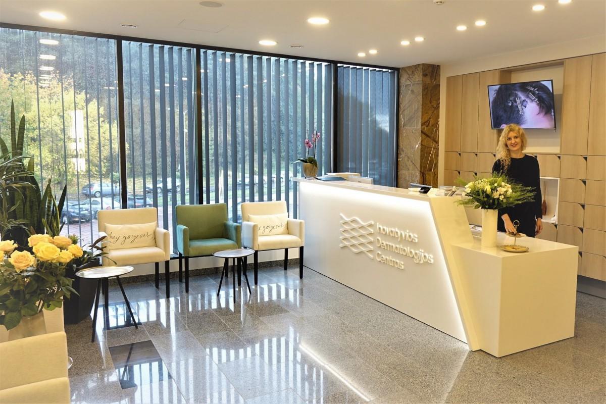 Inovatyvios dermatologijos centras, MB