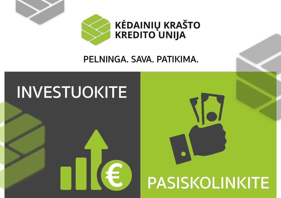 Kėdainių krašto kredito unija