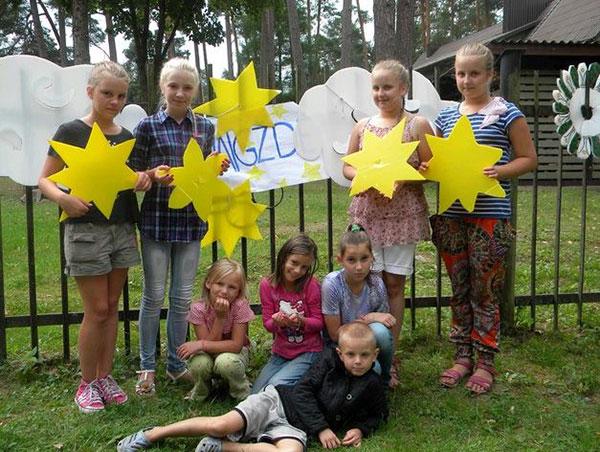 Žvaigždė, vaikų vasaros stovykla, Prienų irklavimo klubas, VŠĮ