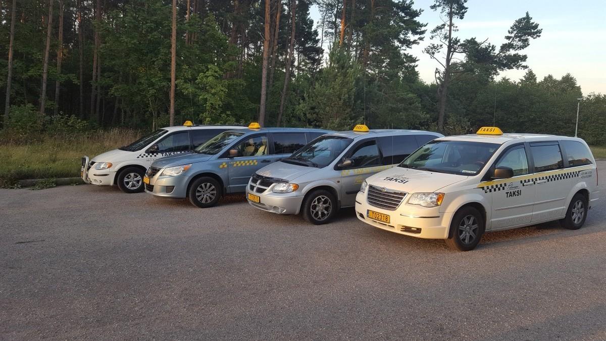 Palangos taksi