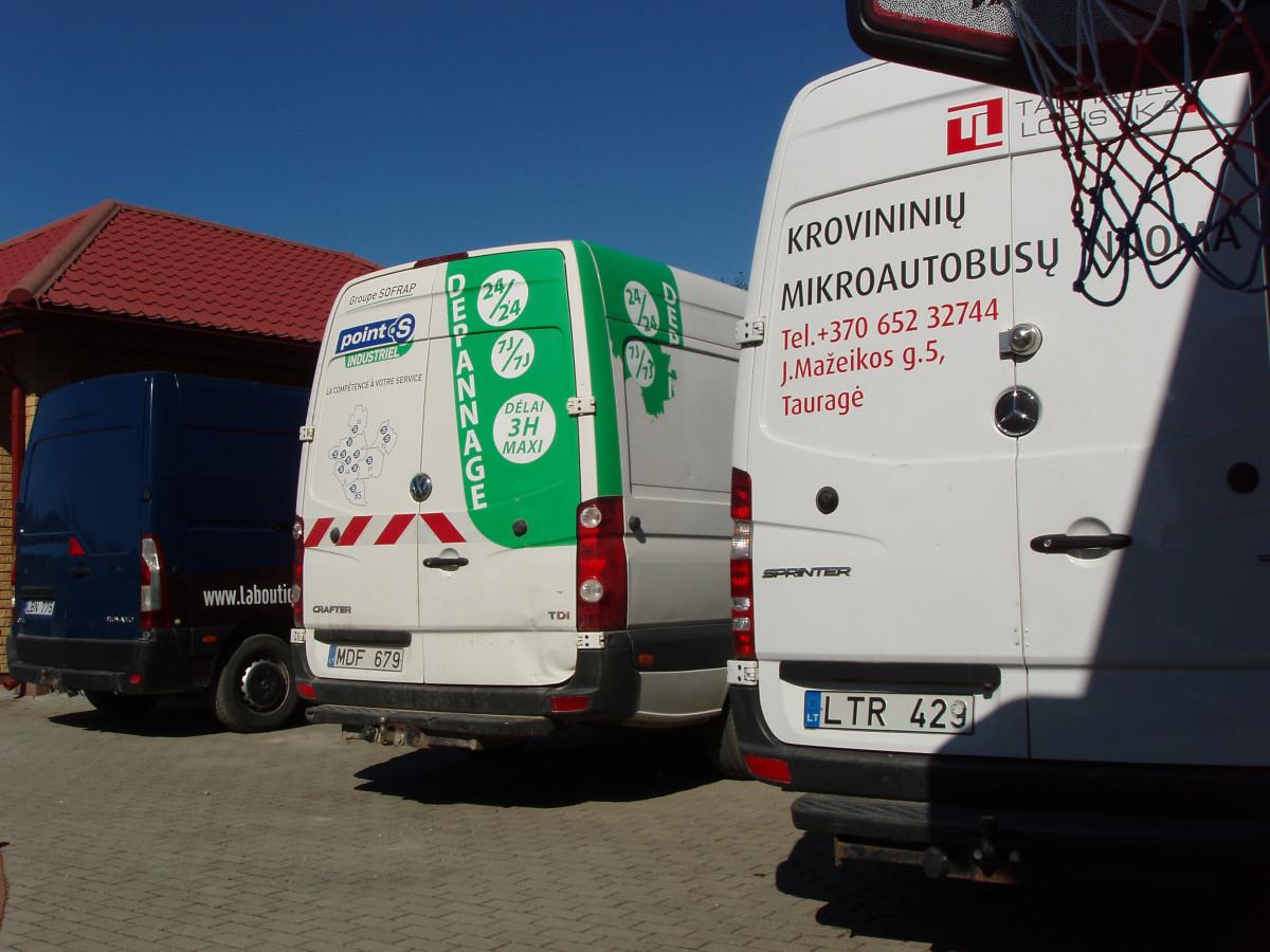 Tauragės logistika, IĮ