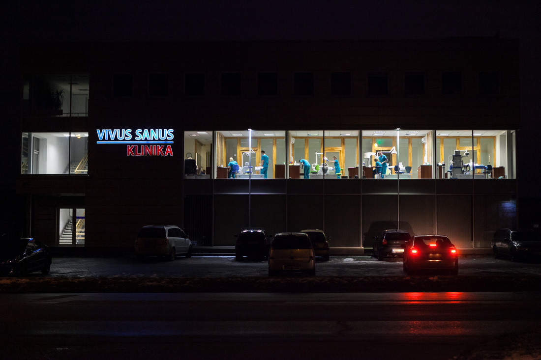 Vivus sanus klinika - ligoninė, UAB