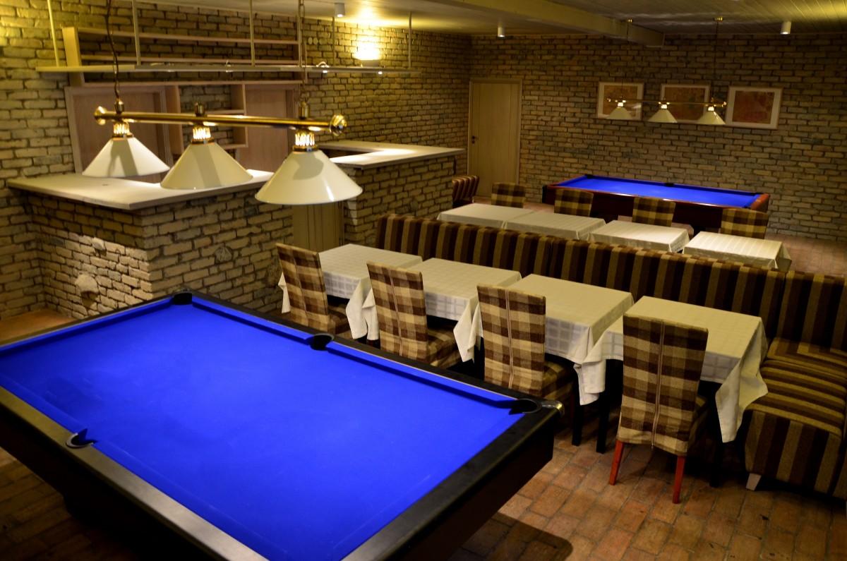 Nykščio namai, restoranas-viešbutis