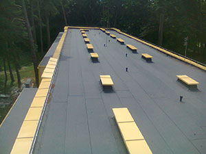 Roof systems, UAB