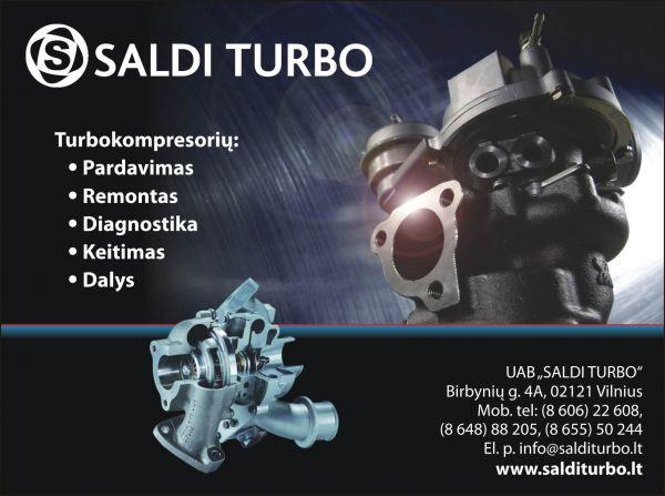 Saldi Turbo, UAB