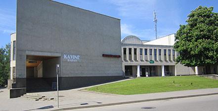 Redokas, Prienų kultūros ir laisvalaikio centro kavinė