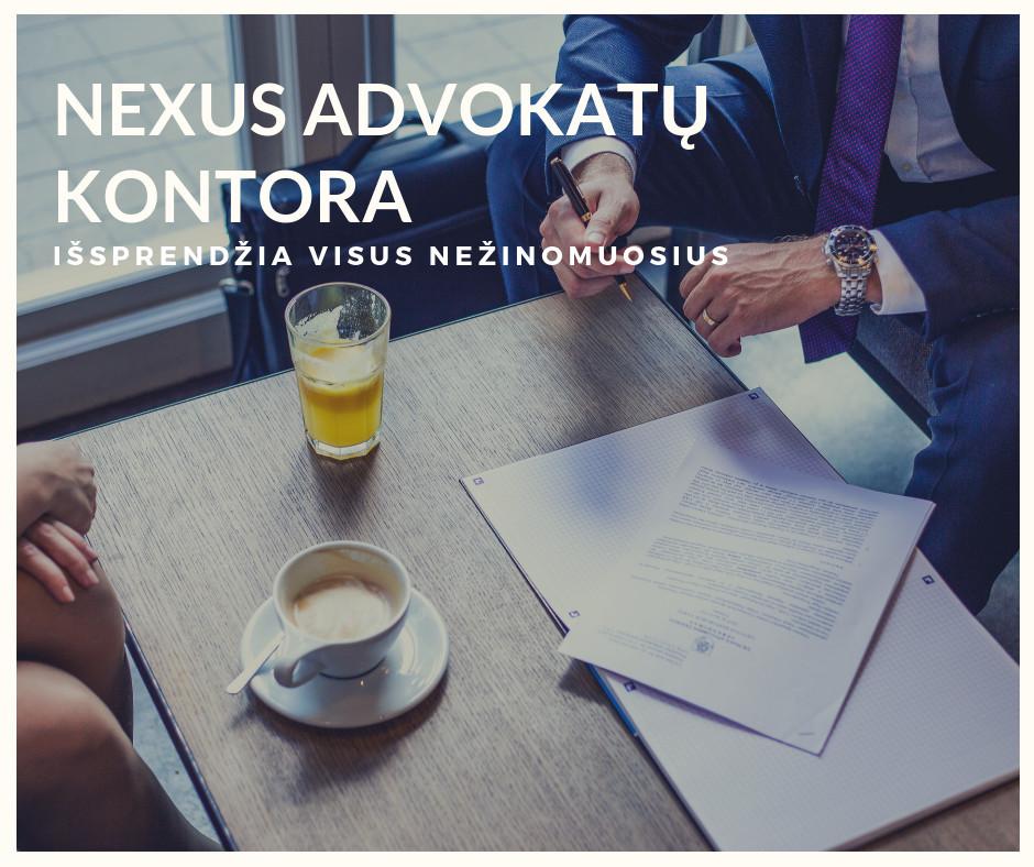 Aranausko advokatų kontora Nexus
