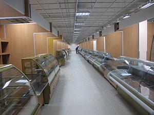 Parduotuvių įranga, UAB