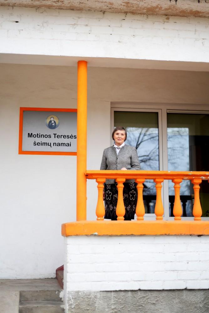 Motinos teresės šeimų namai, VšĮ