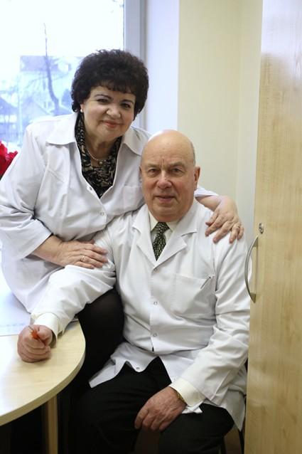 R. N. Steponavičiaus odos ir lytiškai plintančių ligų kabinetas