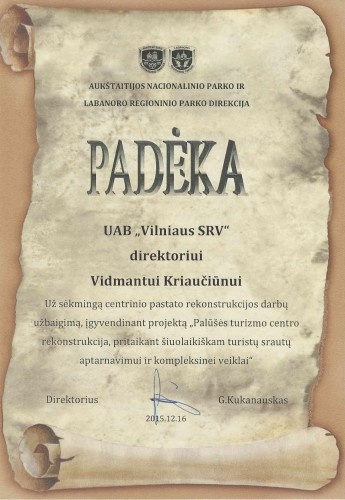 VILNIAUS SRV, UAB