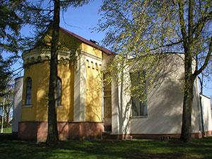 Koplyčia-pasaulio anykštėnų kūrybos centras