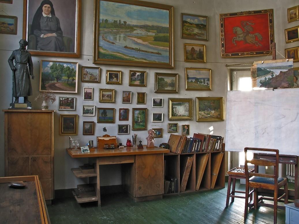 A. Žmuidzinavičiaus kūrinių ir rinkinių muziejus