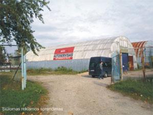 Vilauto, filialas, UAB