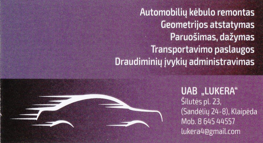 Lukera, UAB