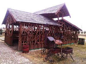 Kurėnai, J. Pastuškovo kaimo turizmo sodyba