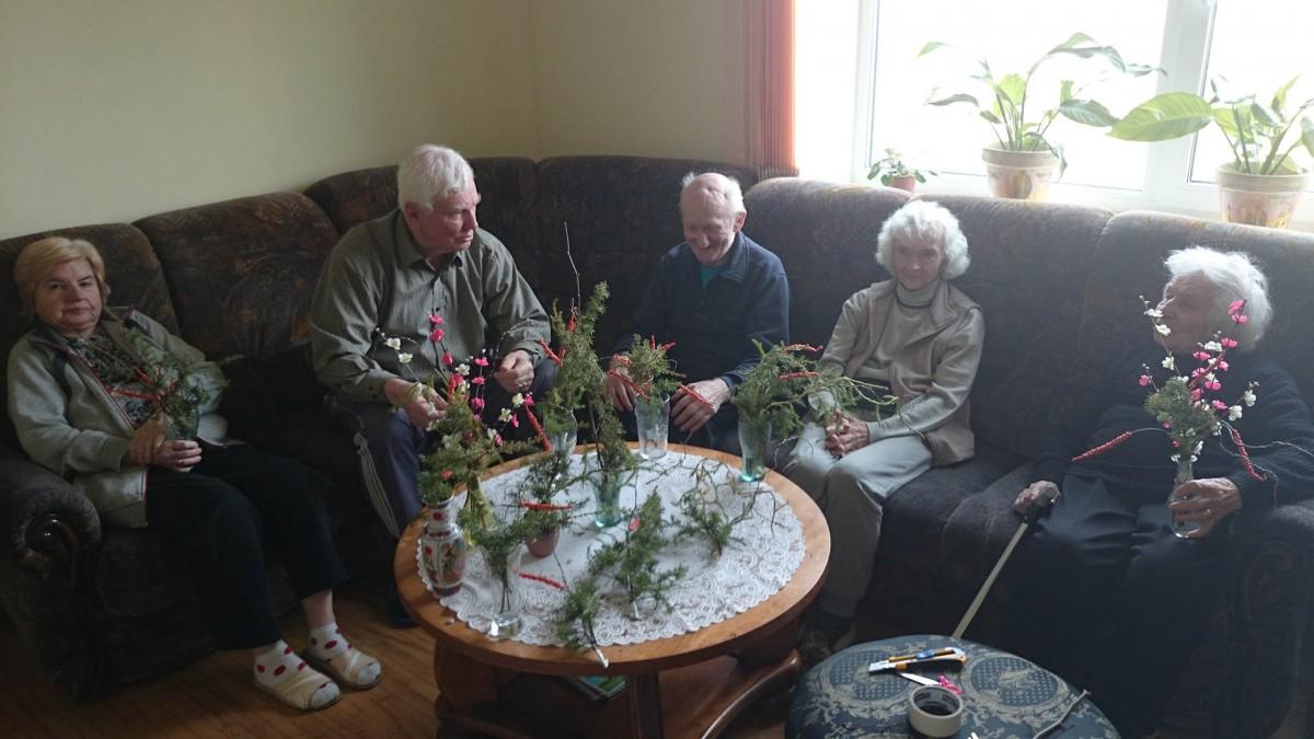 Akacijų užuovėja, senelių globos namai, VšĮ