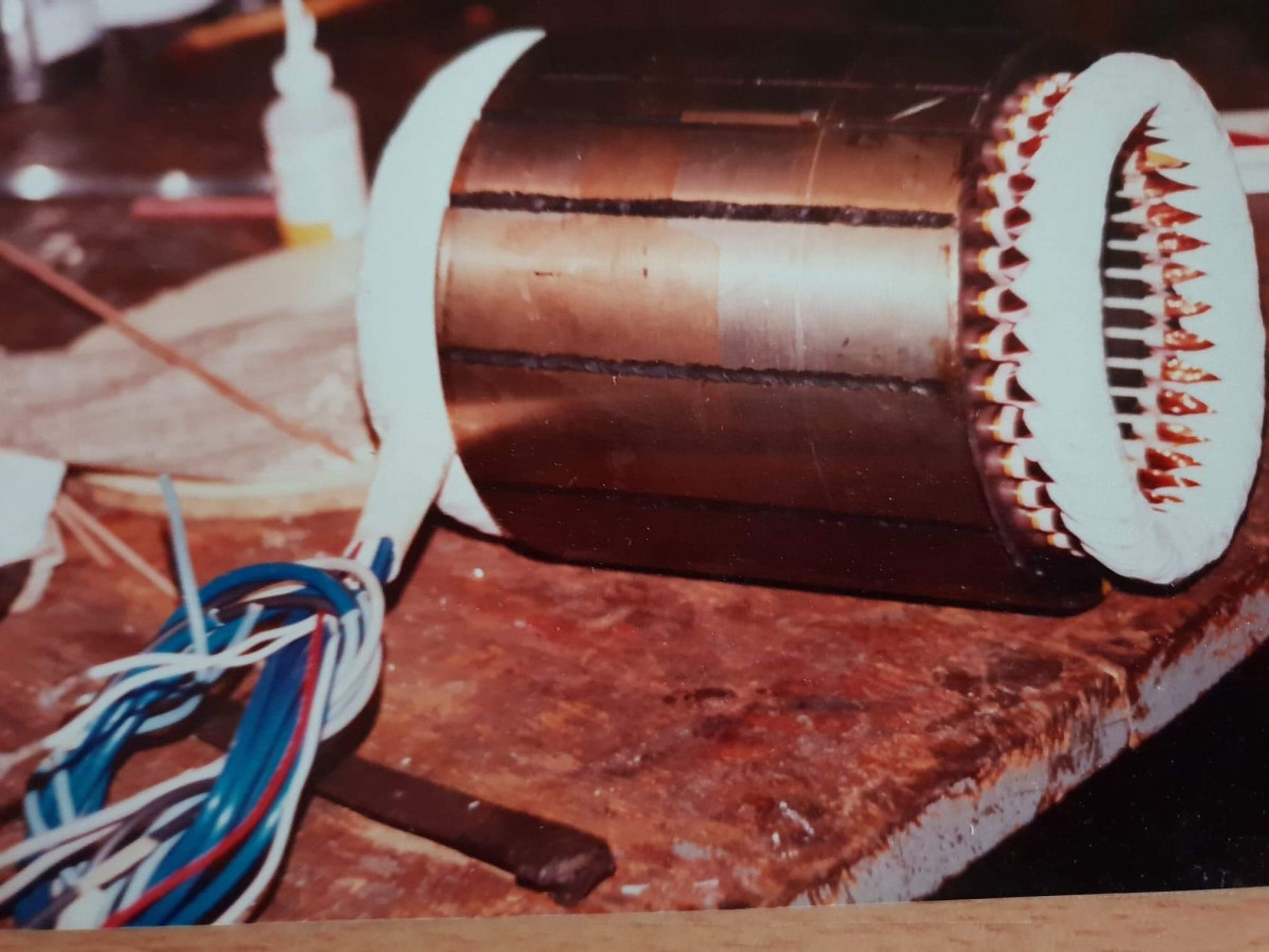 Elektros varikliai, UAB