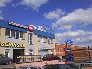 Eura Travel, Vilniaus filialas