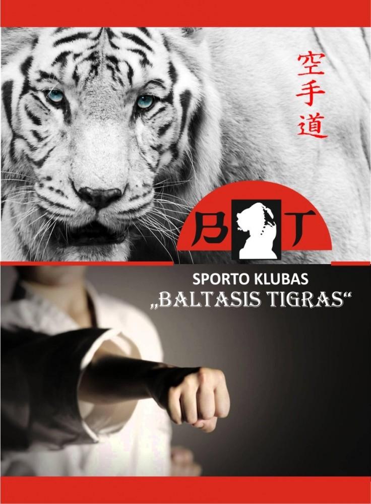 Baltasis tigras, Šiaulių karatė klubas