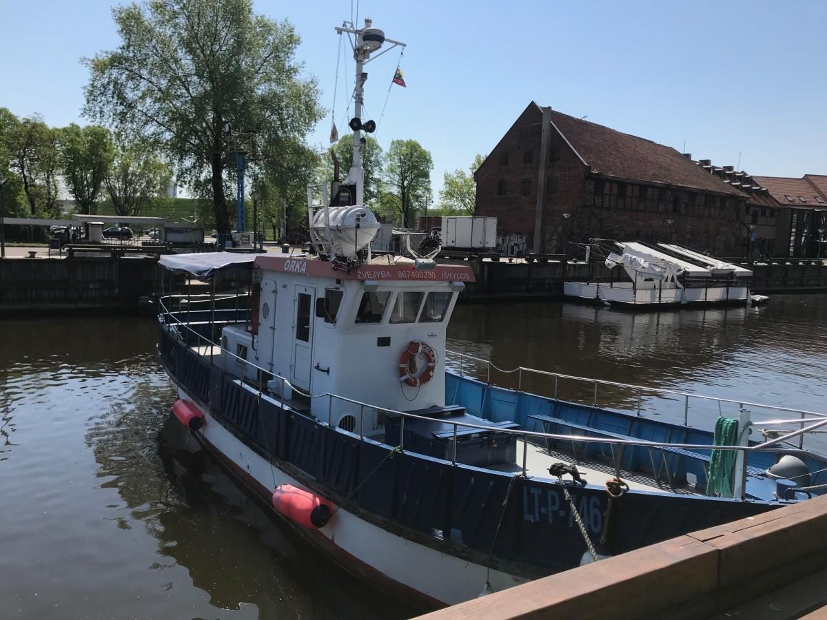 Orka, laivas