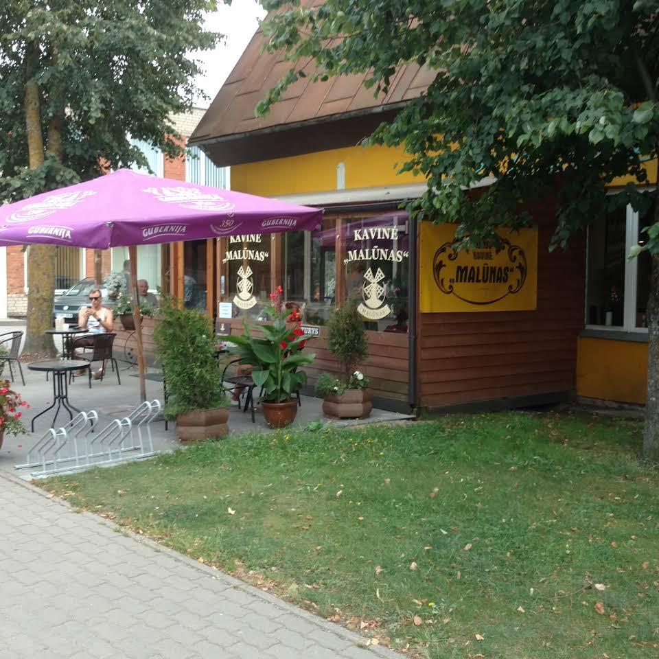 Malūnas, kavinė