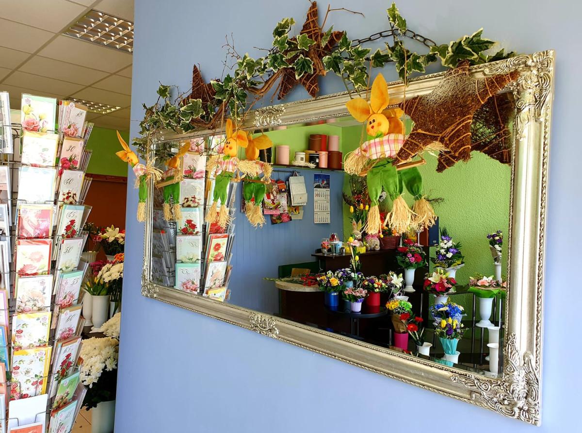 Editos gėlių salonas