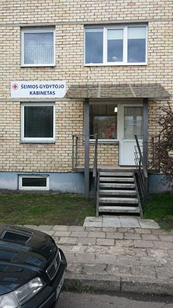 Rasos Ambrazaitienės šeimos gydytojo kabinetas, UAB