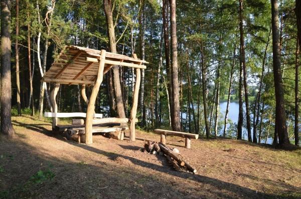 Bikėnų kaimo stovyklavietė
