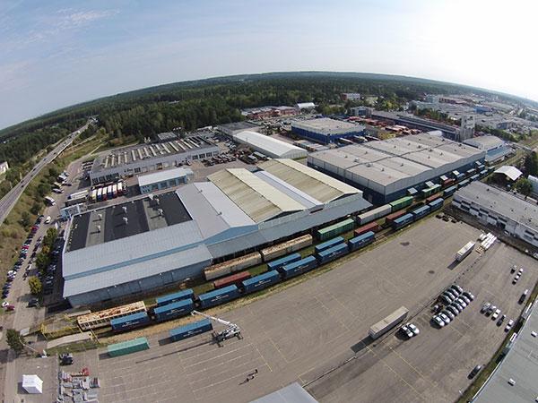 Autoverslo logistika, Klaipėdos padalinys, UAB