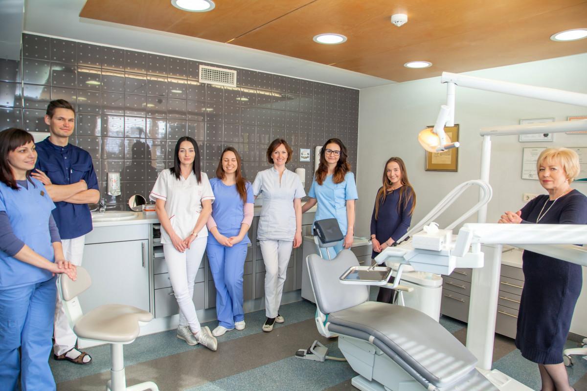 Šventosios Apolonijos odontologijos centras, UAB