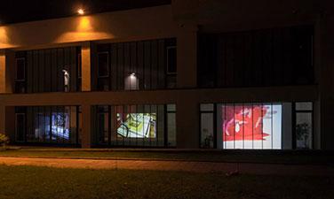 5 malūnai, Vilniaus dailės akademijos galerija