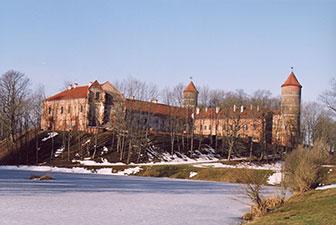 Vilniaus dailės akademijos Panemunės pilis