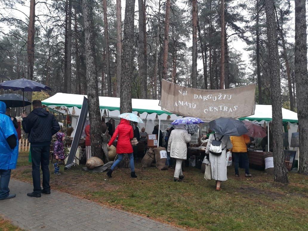 Dargužių amatų centras