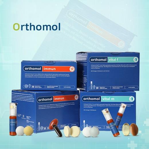 Orthomol atstovas Lietuvoje