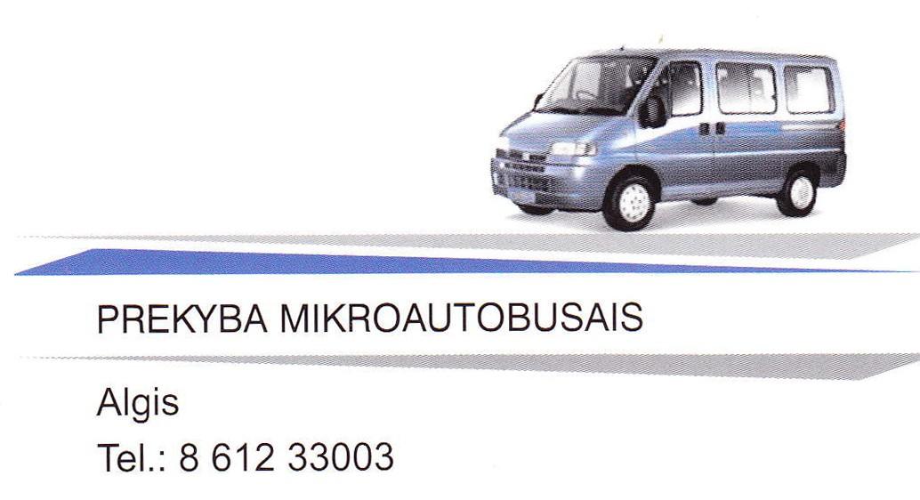 Mikrobusas, UAB