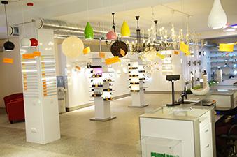 Elmo technologijos, šviestuvų salonas, UAB