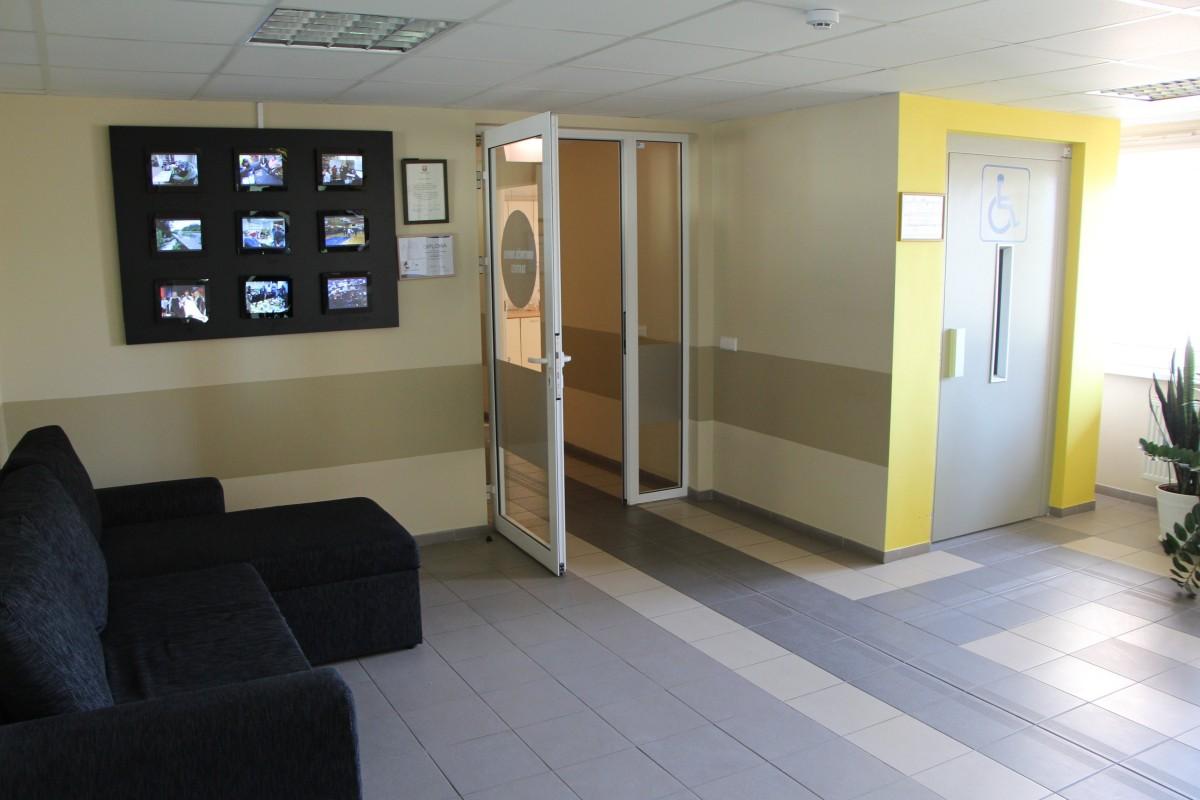 """Joniškio """"Saulės"""" pagrindinė mokykla, dienos užimtumo centras"""
