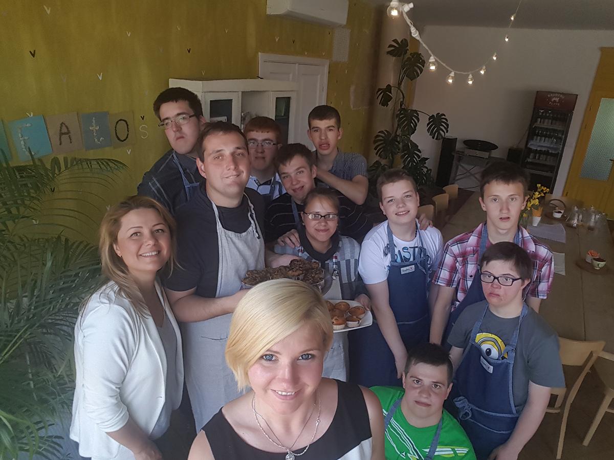 """Joniškio """"Saulės"""" pagrindinė mokyklos dienos užimtumo centras"""