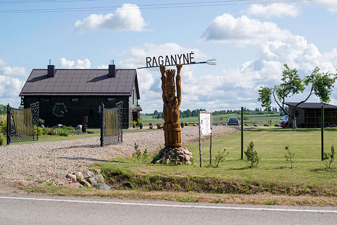 Raganynė, kaimo turizmo sodyba