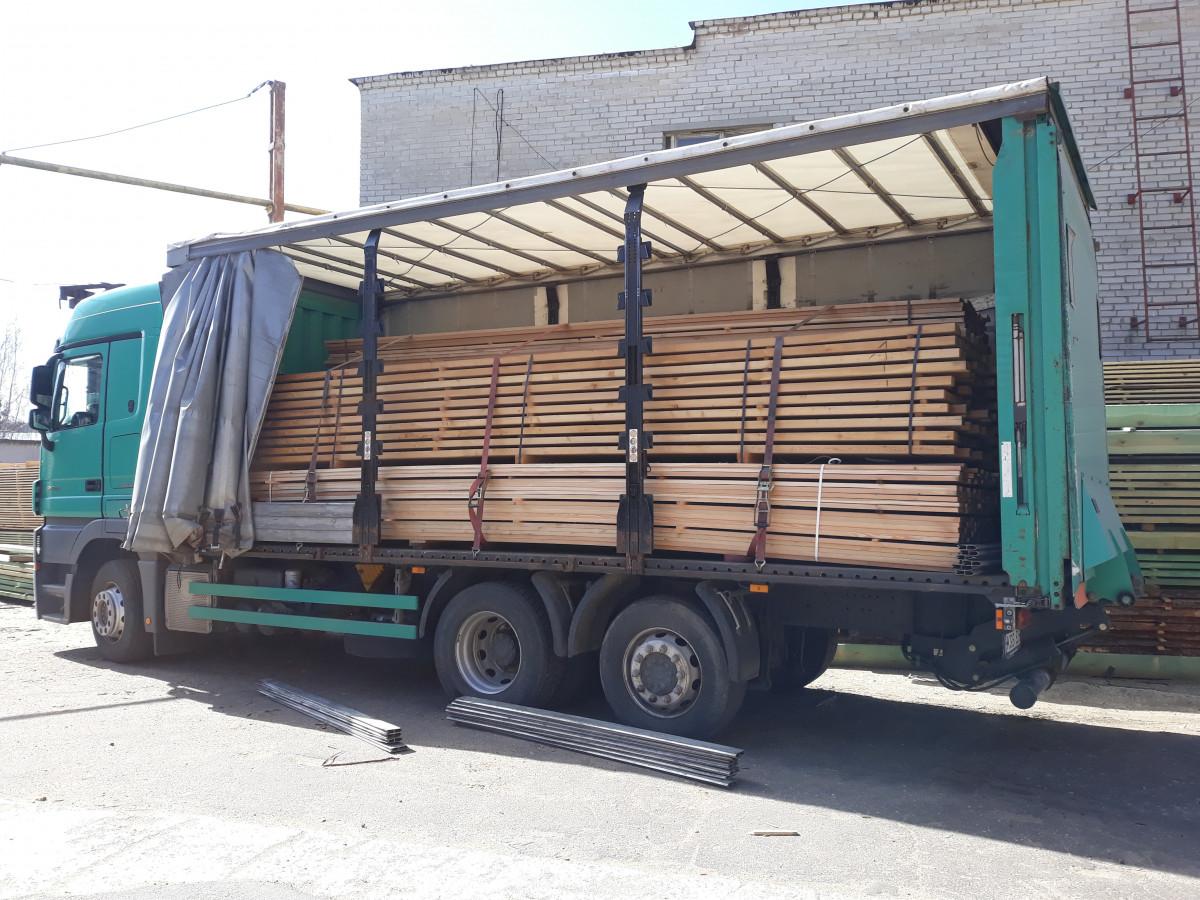 Transporto paslaugos, L. Gaučo IVV
