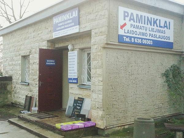 Klaipėdos akmuo, UAB