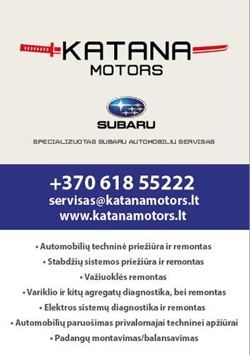 Katana motors