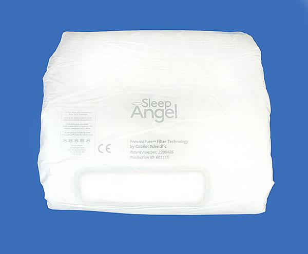 Miegantis angelas, UAB