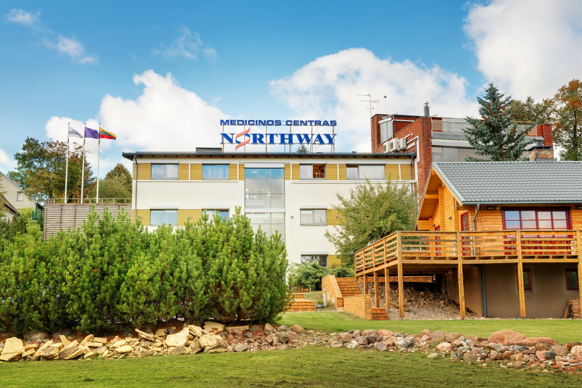 "Medicinos centras ""Northway"" Kretingoje"