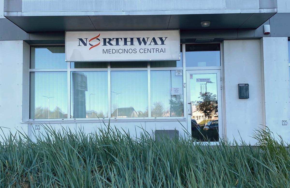 "Medicinos centras ""Northway"" Klaipėdoje"