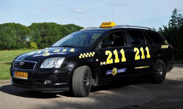 Amber taksi