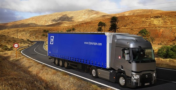 """Renault Trucks, sunkvežimių centras, UAB """"Volvo Lietuva"""", Klaipėdos padalinys"""