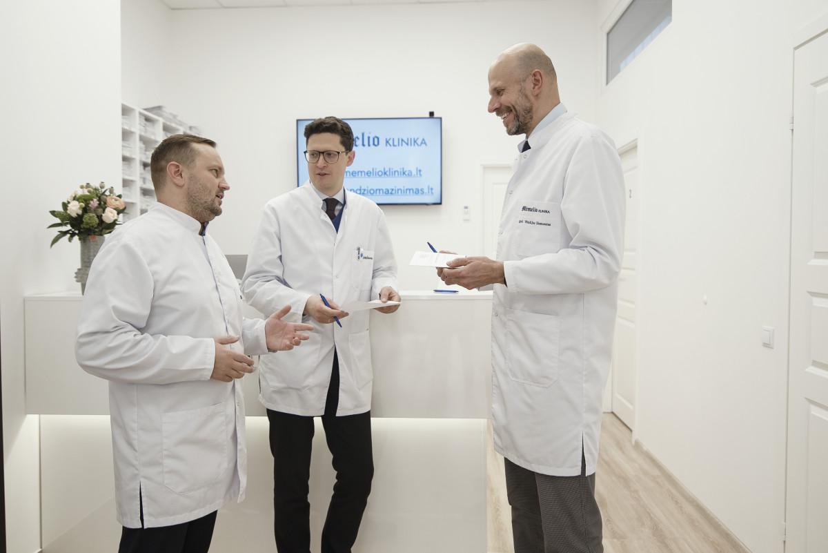 Mėmelio klinika, UAB
